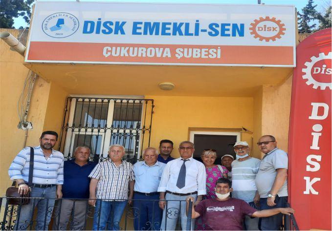DİSK EMEKLİ SEN
