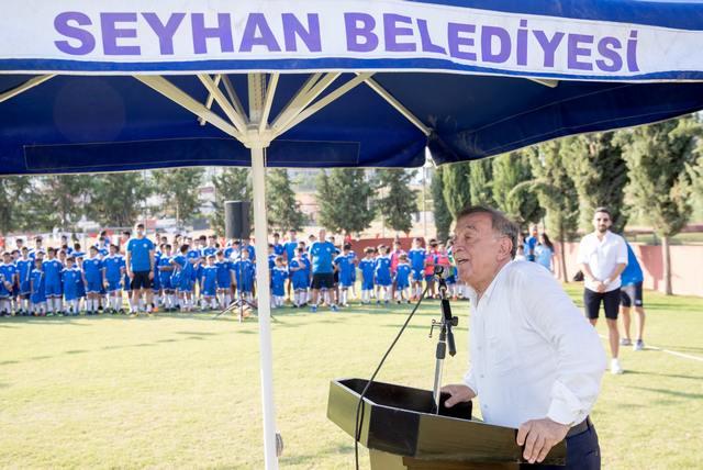 """Başkan Akay, """" Altyapıya çok önem veriyoruz"""""""