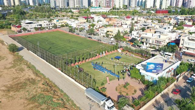 Seyhan'ın futbolcu ordusu