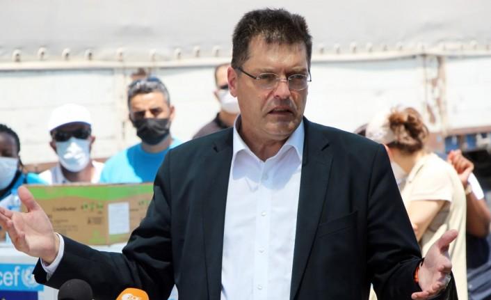 Suriye: Komisyon Üyesi Lenarčič Türk sınırını ziyaret ederek BM'nin sınır ötesi kararının yenilenmesi çağrısında bulunuyor