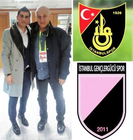 İstanbul Gençlergücü Spİstanbul Gençlergücü spor kulübü Genç Başkanı Özgür Subaşı İstanbul spor kulübü Başkanı Ecmel Faik Sarıalioğlu'nu makamında ziyaret etti.or'dan İstanbul Spor Camiasına Ziyaret