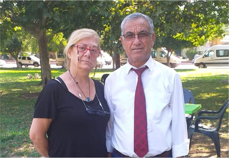 Zeynep Serap Baltacı ve Kemal Akar