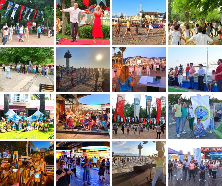 7 Temmuz Dünya Değişim Günü Yurt İçi Ve Yurt Dışında Coşkuyla Kutlandı!