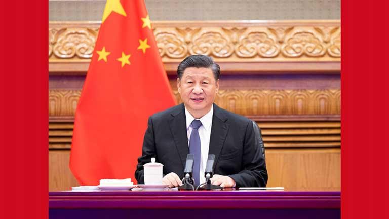 Xi: Çin başkalarının yerini almayı değil, kendini geliştirmeyi arzuluyor..