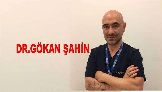 Bayındır Sağlık Grubu, Bayındır Söğütözü Hastanesi Acil Servis Bölümünden Dr. Gökhan Şahin,