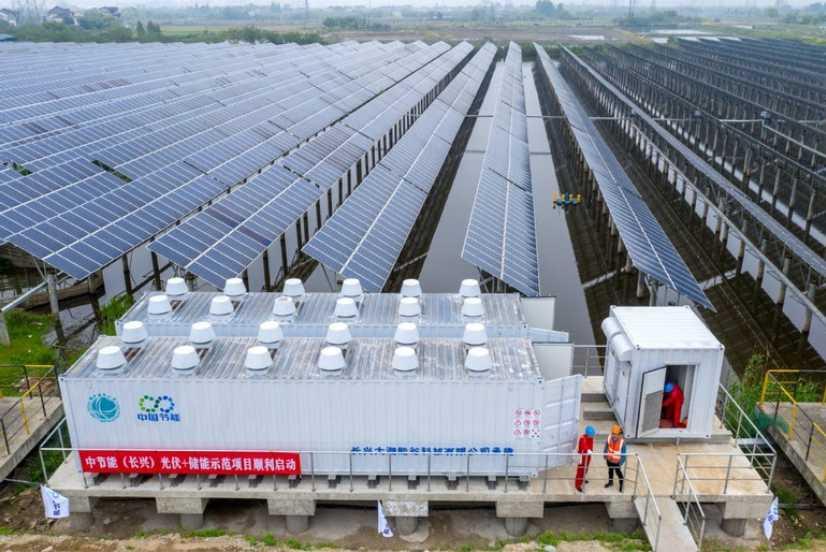 Çin'in enerji depolama endüstrisinin büyümesi teşviklerle devam ediyor.
