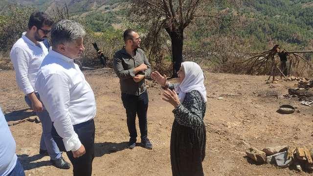 Deva Partisi Adana İl Başkanı Sadullah Kısacık