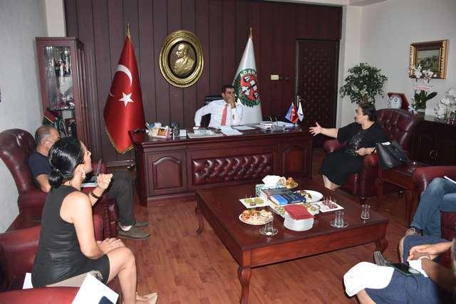 İlk toplantı, Adana Barosu Başkanı Av. Semih Gökayaz başkanlığında yapıldı.