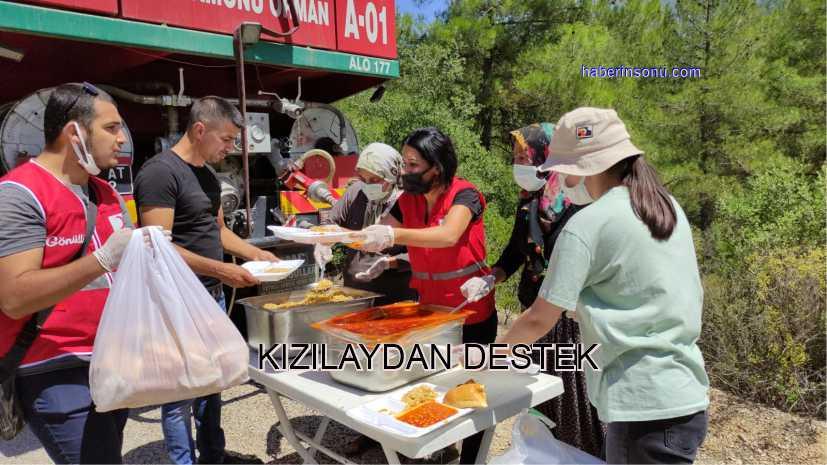 KOCA YÜREKLİ KIZILAY'DAN HER CANLIYA ŞEFKAT