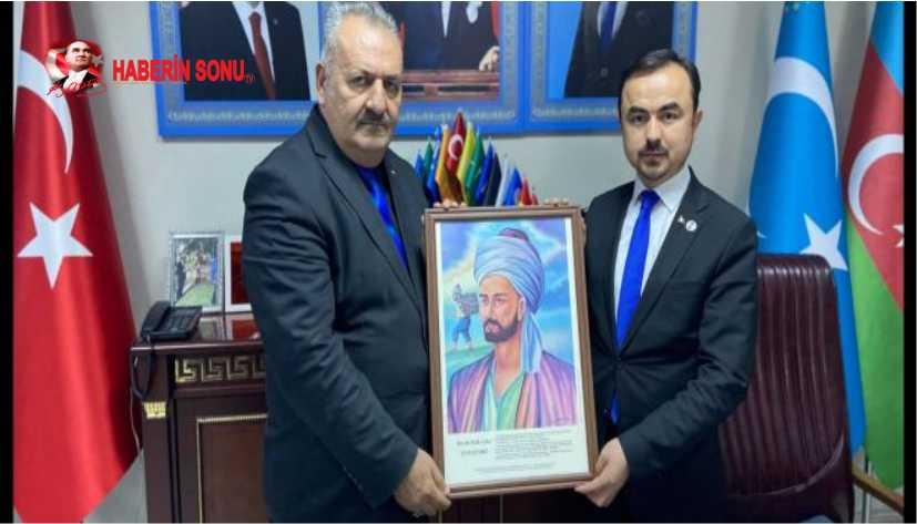 Doğu Türkistan Tanıtım Flimi Çekiliyor