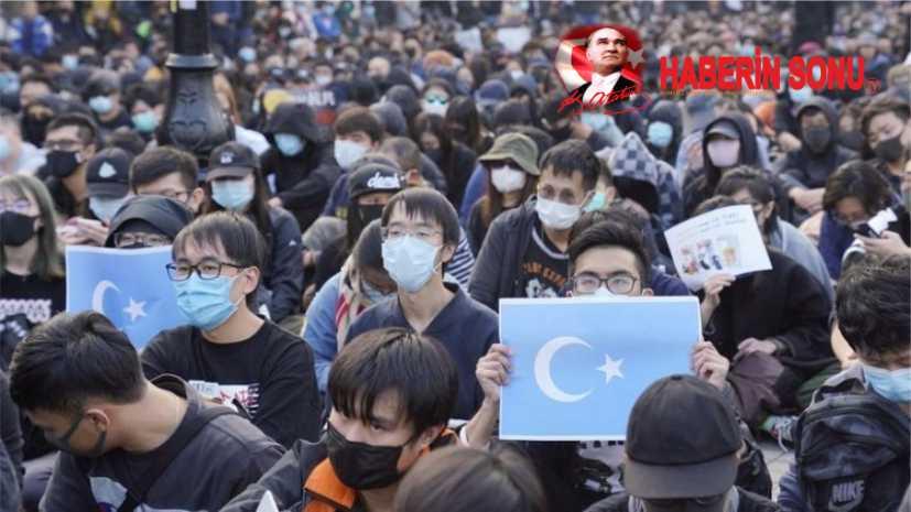Doğu Türkistan'lı Kardeşlerimize Yapılan Zulme Susmayın