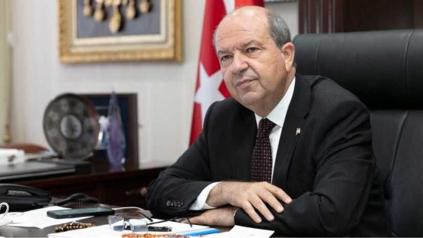 Kıbrıs Cumhurbaşkanı Tatar