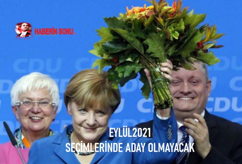Merkel 16 Yıl Sonra Görevini Bırakıyor