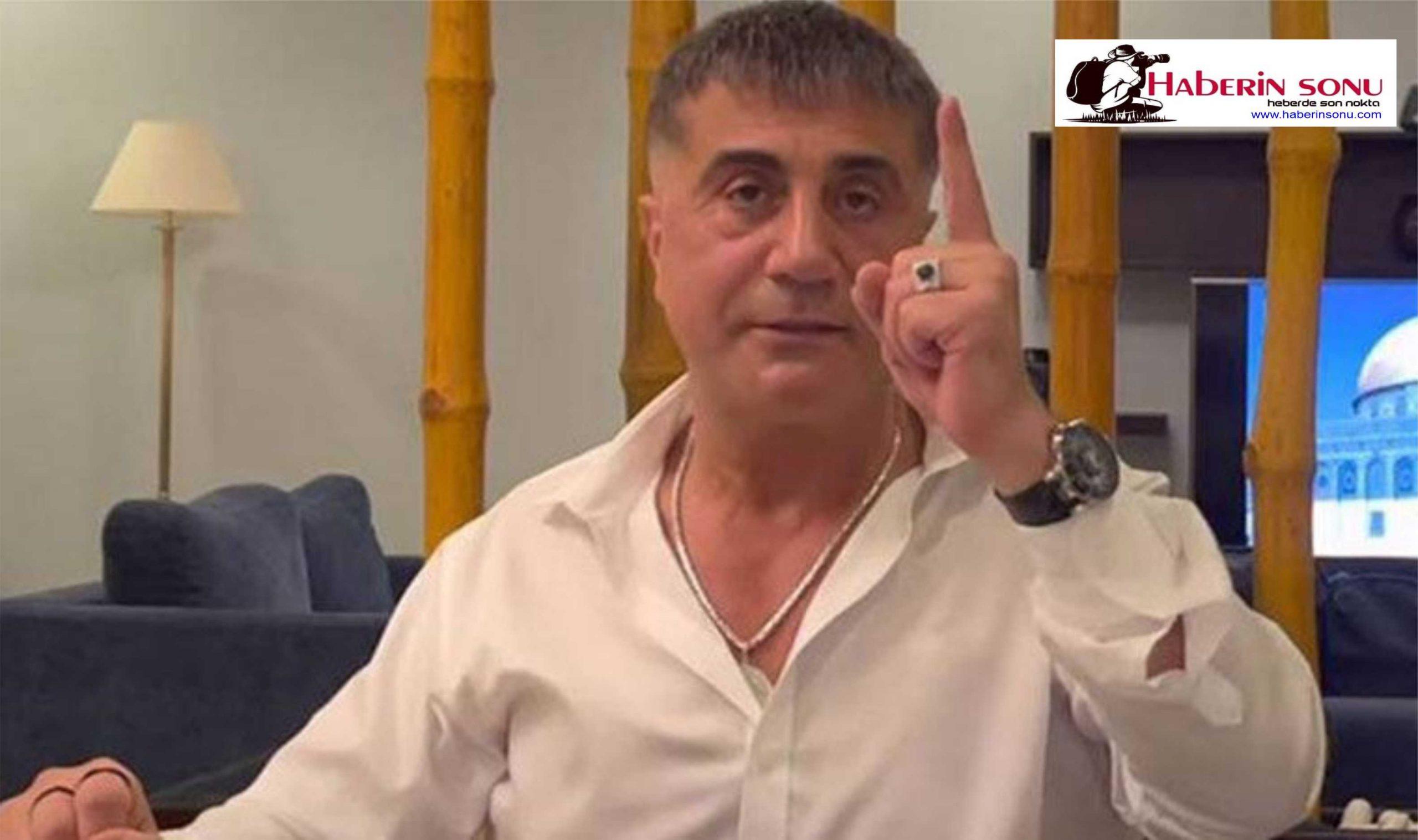 Bomba İddia: Türkiye, Sedat Peker İçin Takas Teklifinde Bulundu; Olumlu Dönüş İhtimali Yüksek!