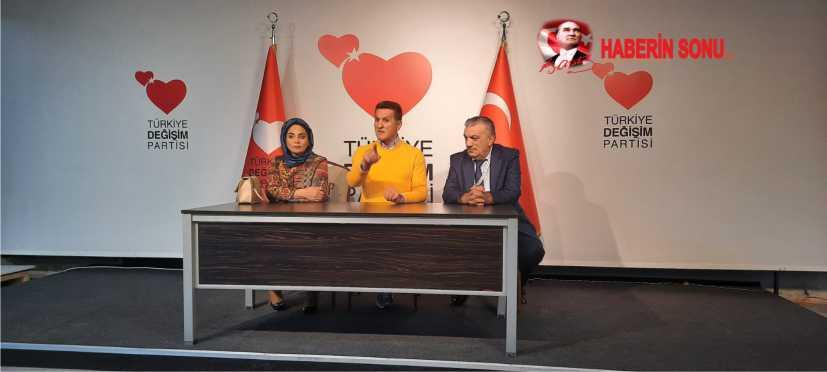 Türkiye Değişim Partisi Büyük Kurultayı
