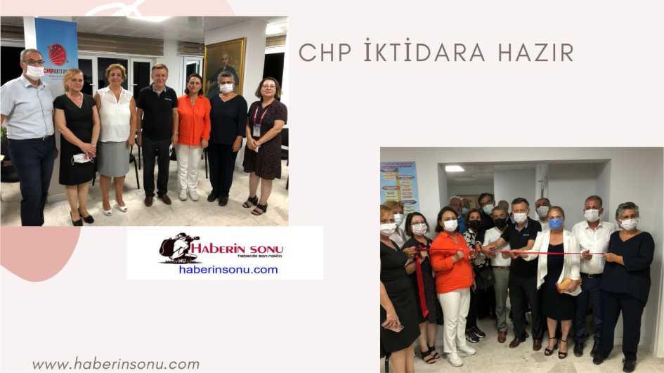 CHP Parti Okulu 10 yaşında…