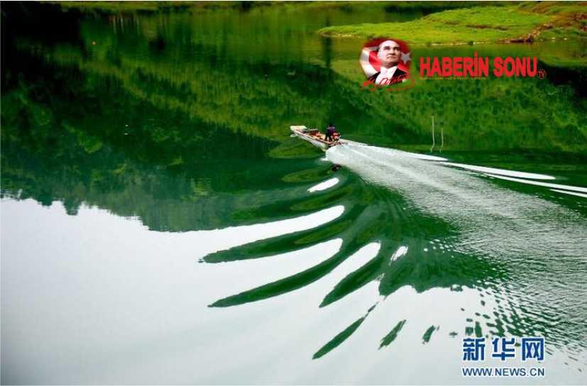 Lijiang Nehri Turistik Bölgesi'nde unutulmaz yolculuk..
